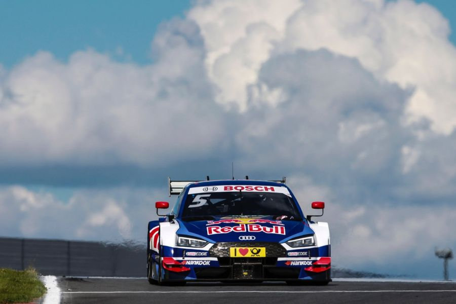 Mattias Ekstrom, Audi, DTM
