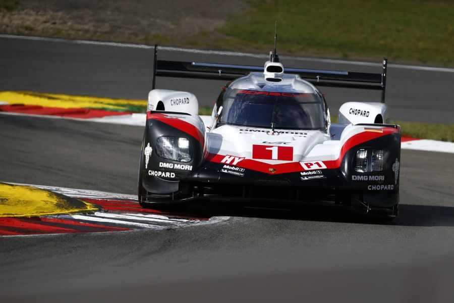 Porsche LMP Team, Nurburgring