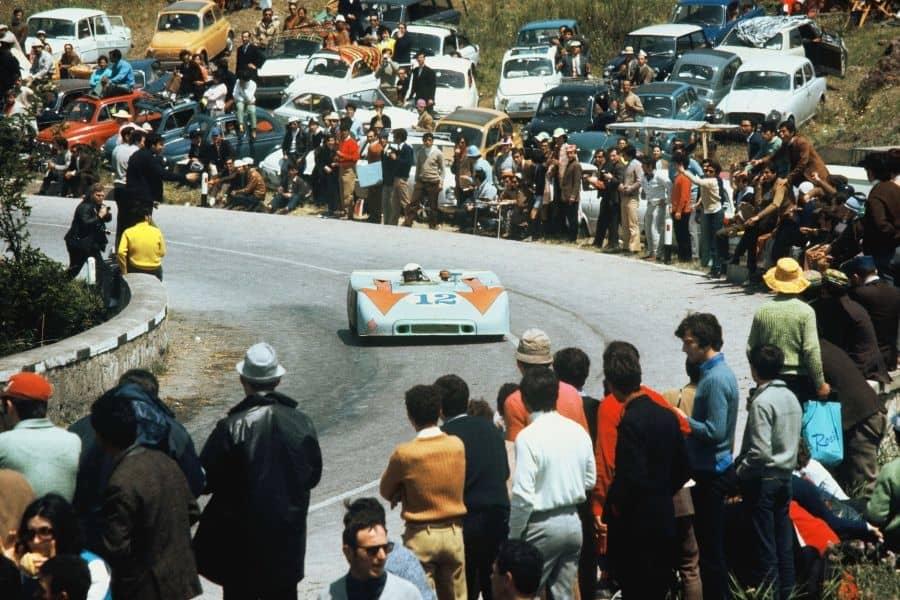Porsche 908/03, Targa Florio, 1970