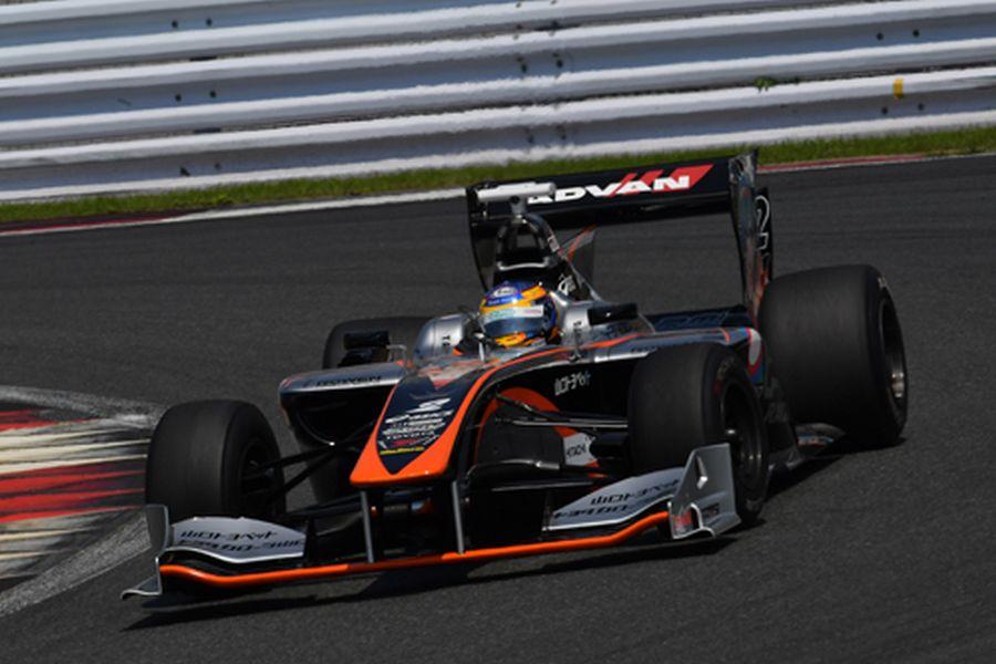 Hiroaki Ishiura Fuji Speedway