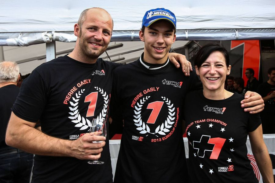 Tech 1 Racing, Pierre Gasly 2013