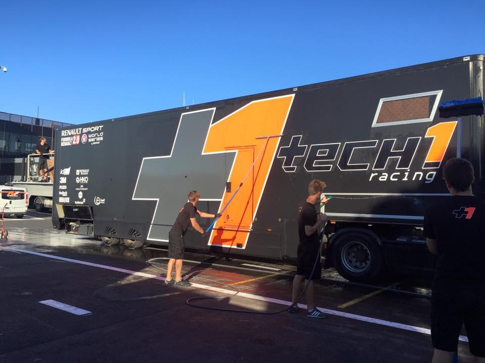 Tech 1 Racing, 2016