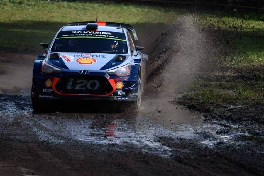 Thierry Neuville, 2017 Rally Poland