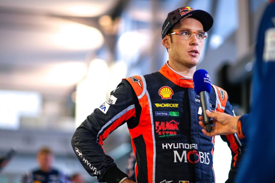 Thierry Neuville wins 2017 Rally Poland