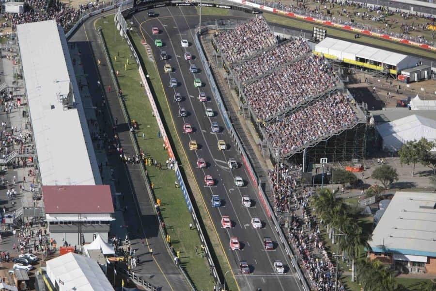 Townsville Street Circuit, Townsville, Queensland, Australia
