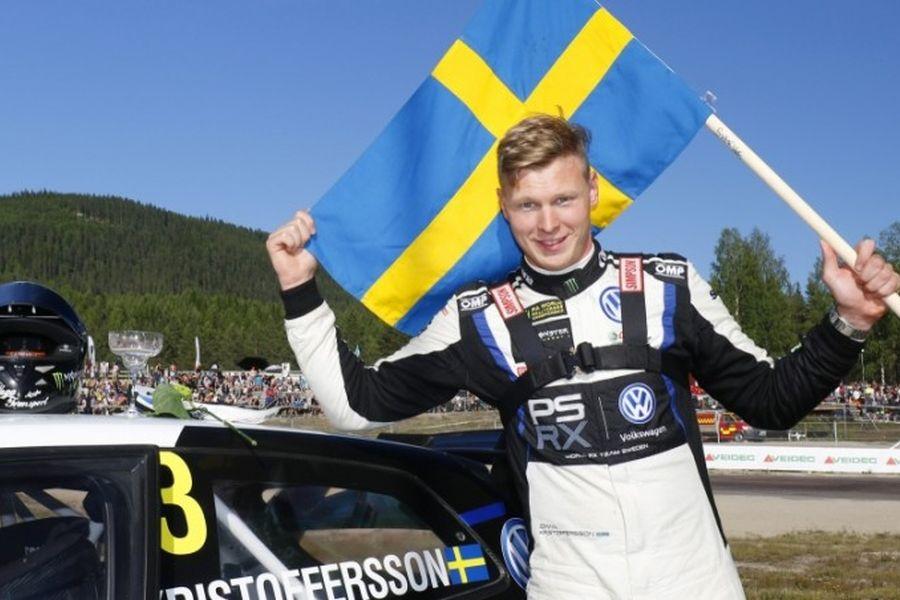 Johan Kristoffersson, World RX Sweden