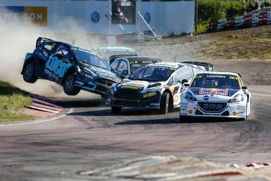 World RX Sweden Höljes Motorstadion