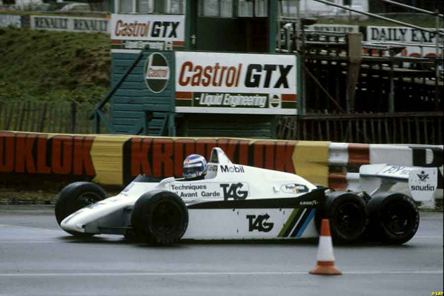 Williams FW07 formula cars 2019 wheeled 1979 drivers speed