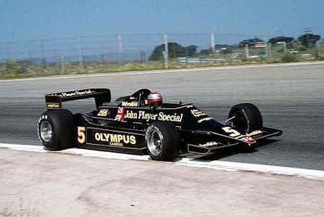 Mario Andretti Lotus 79