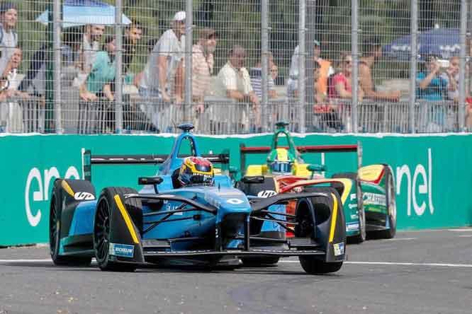 Buemi di Grassi formula 2017