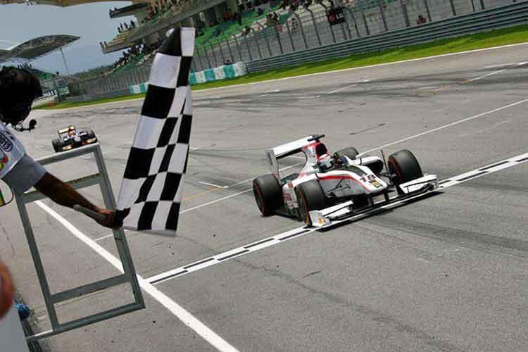 Rapax Team 2013 formula