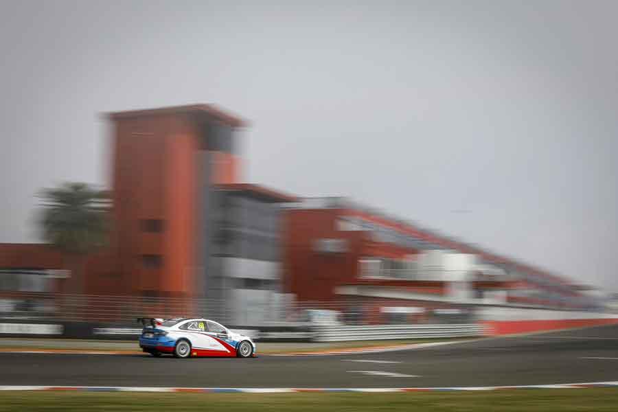 Yann Ehrlacher RC Motorsport