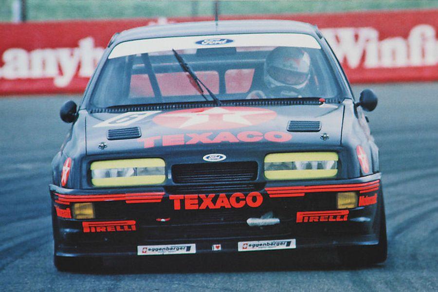 Steve Soper and Pierre Dieudonne, 1987 Bathurst 1000