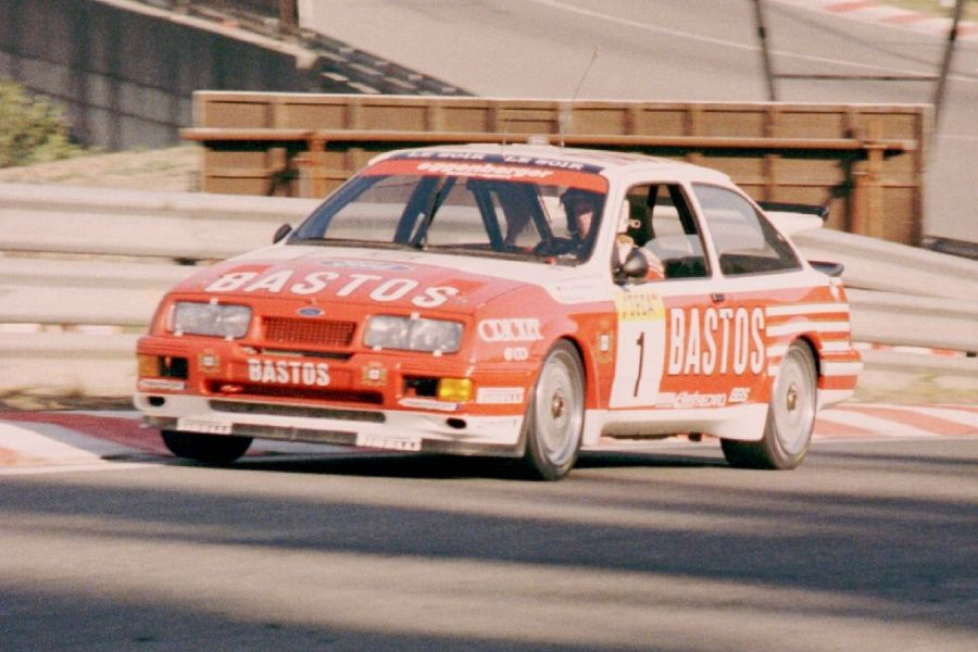 Victorious car at 1989 Spa 24 Hours
