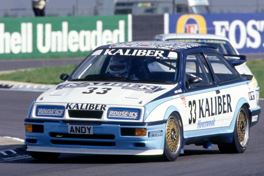 Andy Rouse's Ford Sierra RS500