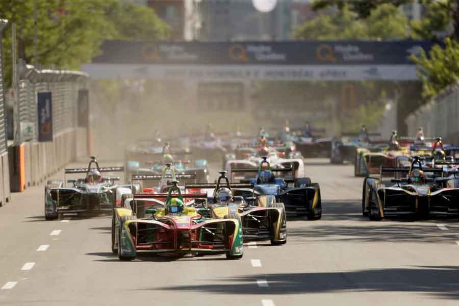 2017 Formula E Montreal ePrix