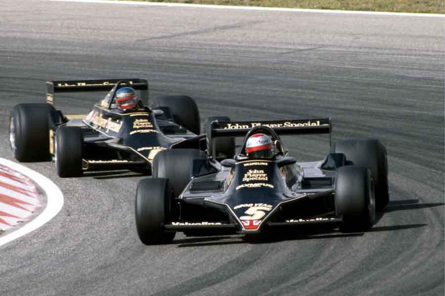 Lotus 79 Formula 1978 cars racing series