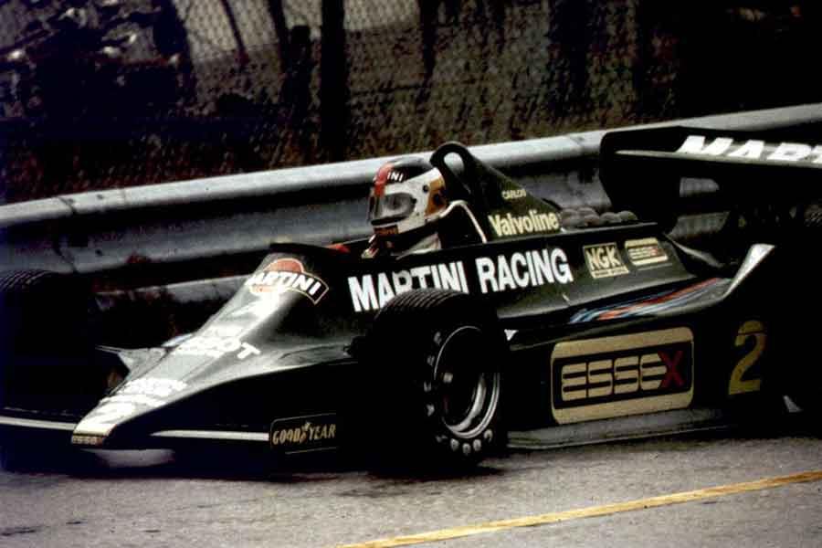 Lotus 79 formula cars racing series