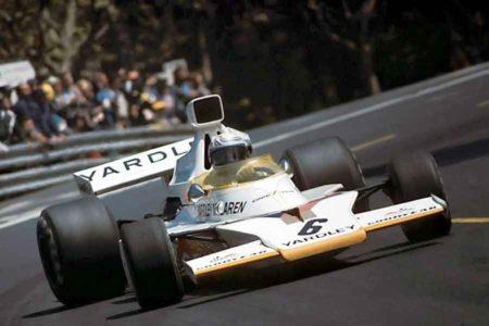 McLaren M23 formula