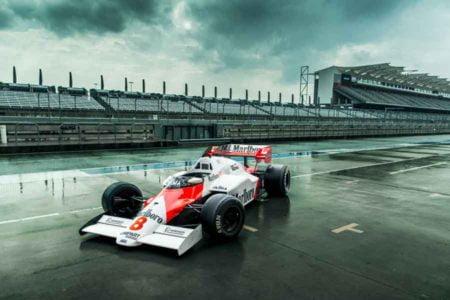 McLaren MP4 Tag Porsche formula cars racing