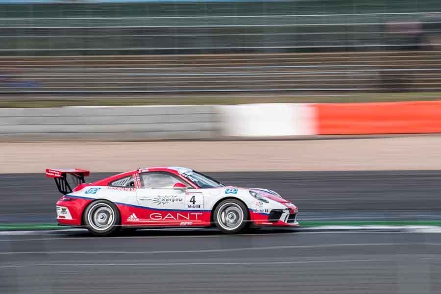 Dennis Olsen Porsche Supercup