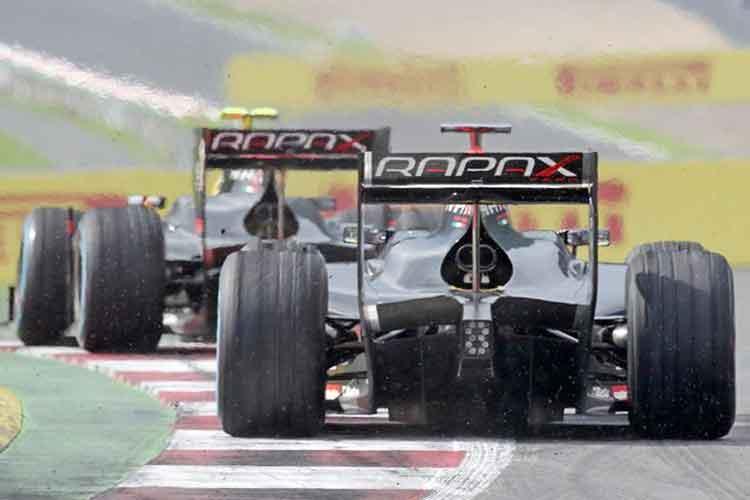 Rapax Team formula