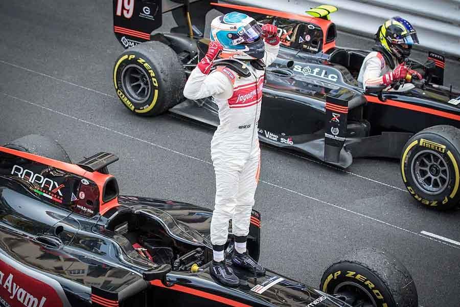 Rapax Team formula 2017