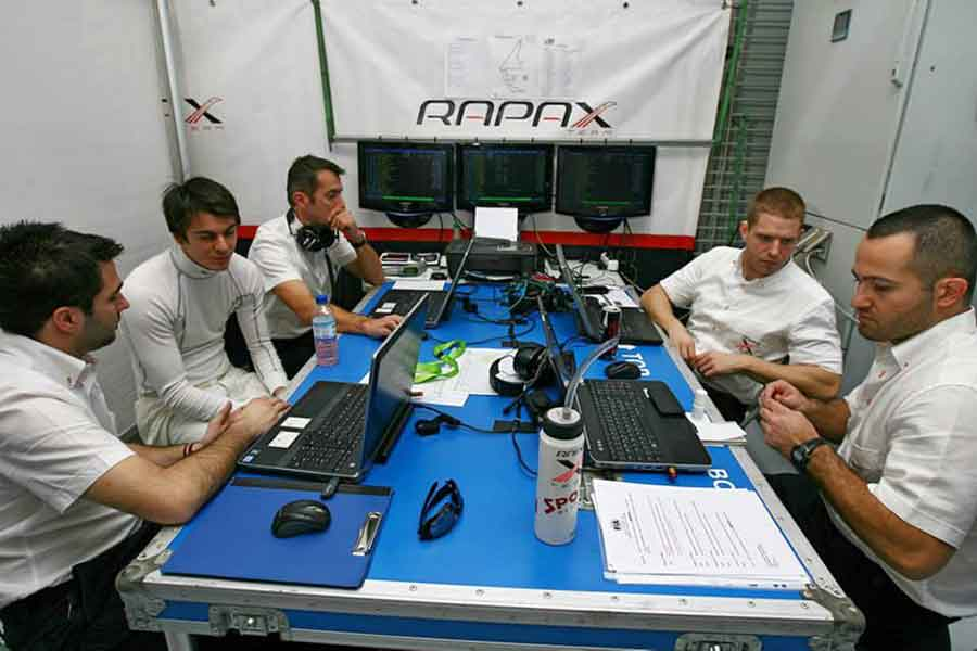 Rapax Team GP2 Series 2014 fia nyck vries motorsport teams rapaxteam
