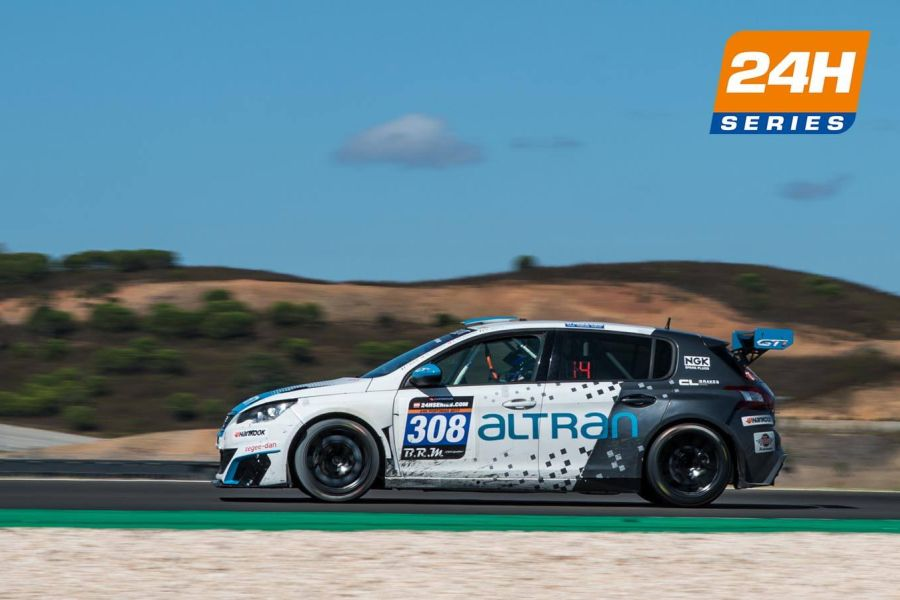 #308 Peugeot 308 Racing Cup, Team Altran, Portimao