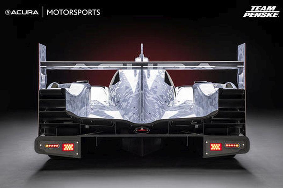 Acura ARX-05 Daytona Prototype international (DPi)