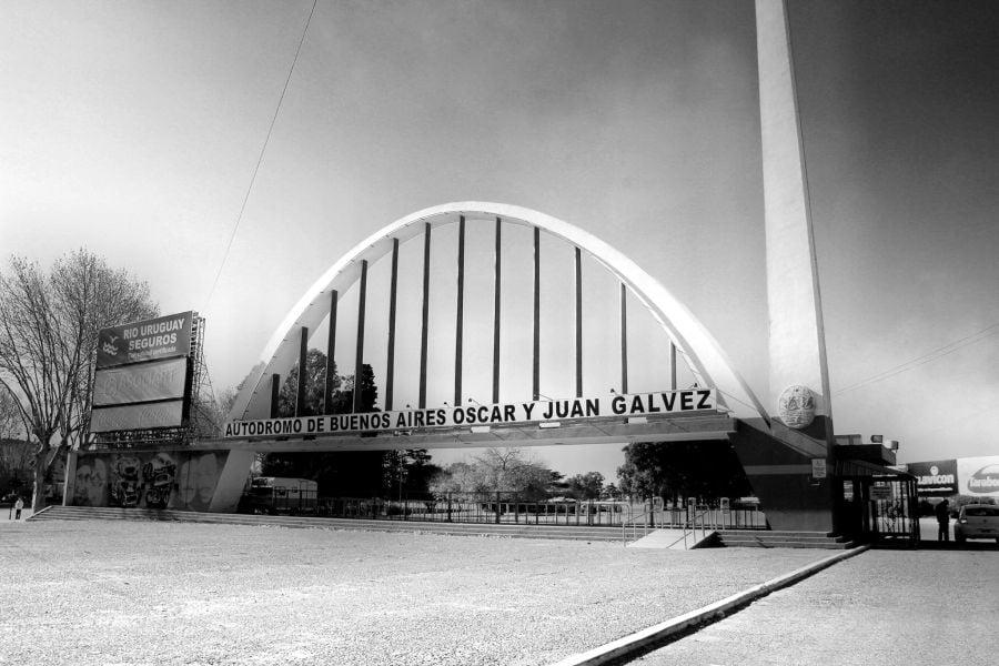 Autodromo de Buenos Aires Juan y Oscar Galvez