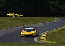 #3 Chevrolet Corvette C7.R at Virginia International Raceway
