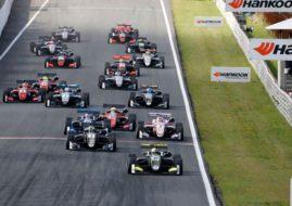 Formula 3 European Championship, Zandvoort