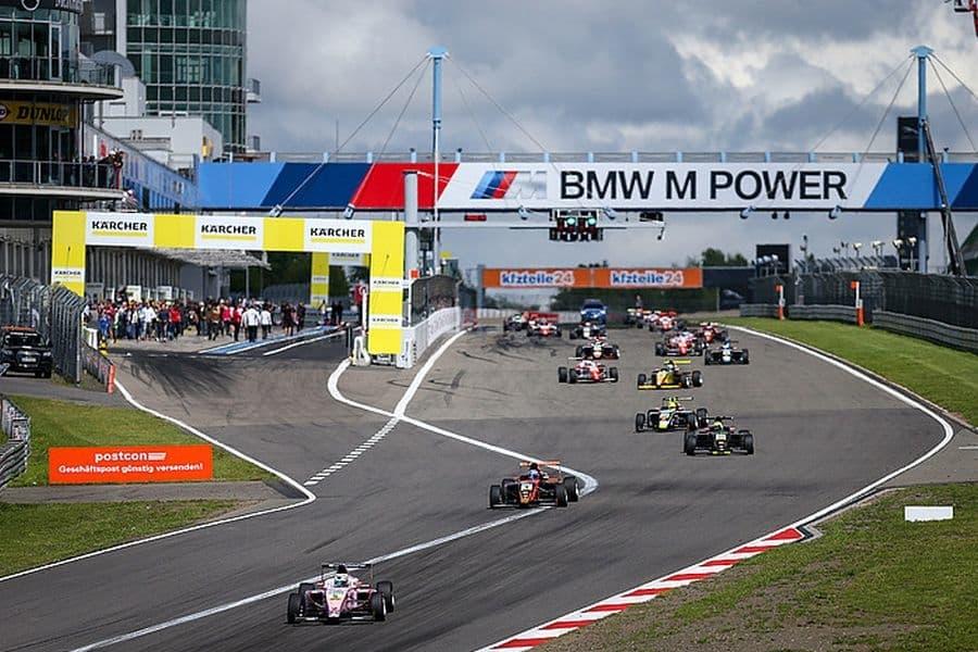 ADAC F4 Championship, Nurburgring