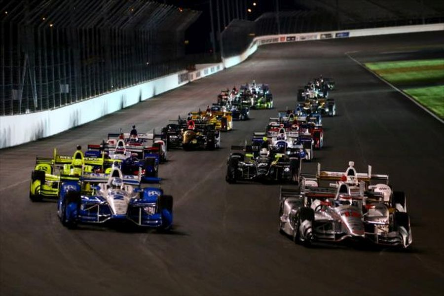 IndyCar Series returns to Gateway Motorsports Park for the first time since 2003
