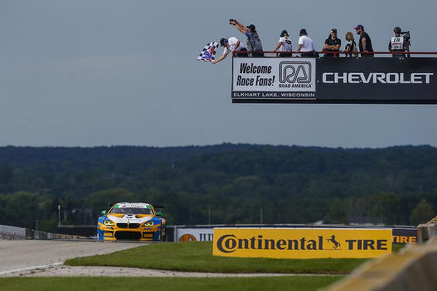 GTD class victory for Turner Motorsport's BMW