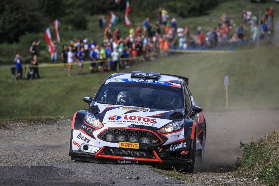 Kajetan Kajetanowicz, Barum Czech Rally Zlin