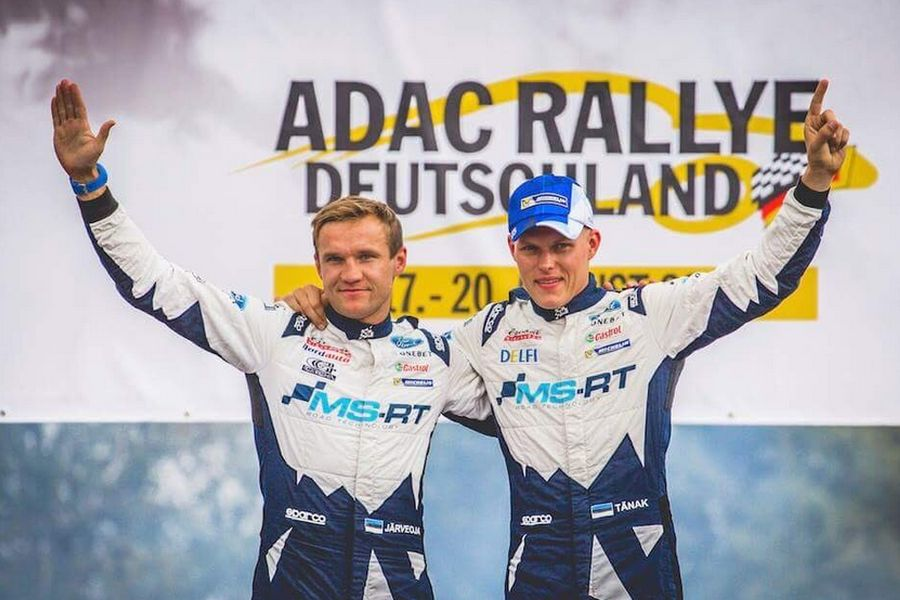Ott Tanak, 2017 ADAC Rallye Deutschland
