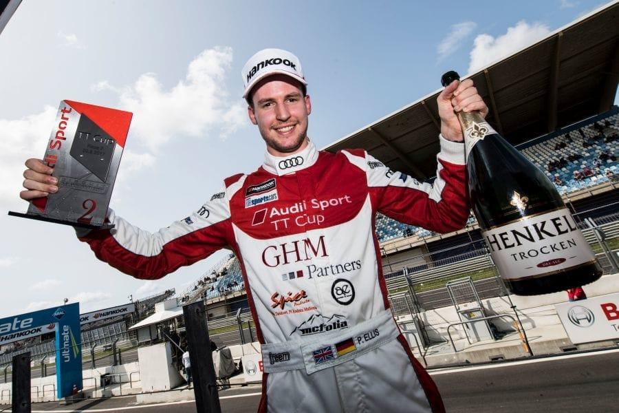Philip Ellis, Audi Sport TT Cup, Zandvoort