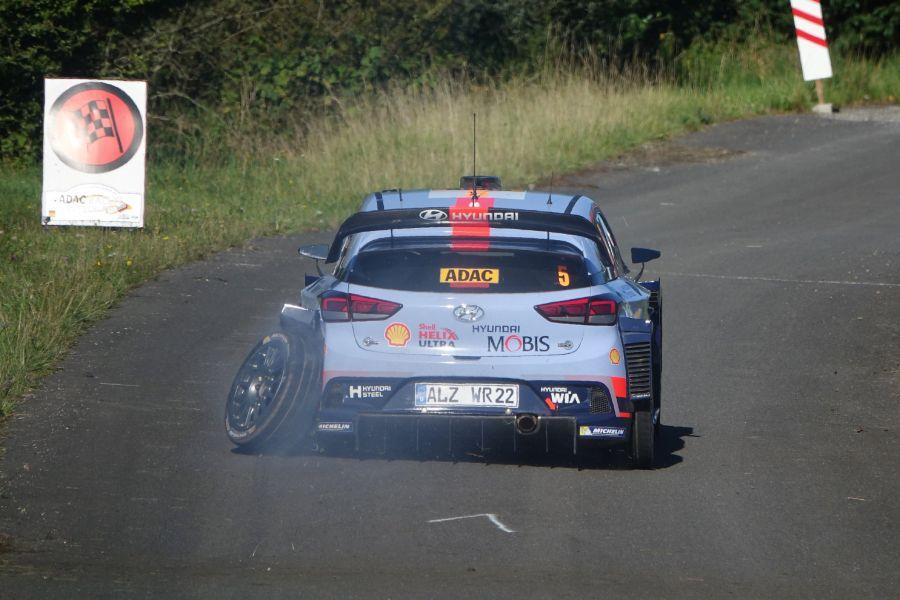 Thierry Neuville, 2017 ADAC Rallye Deutschland