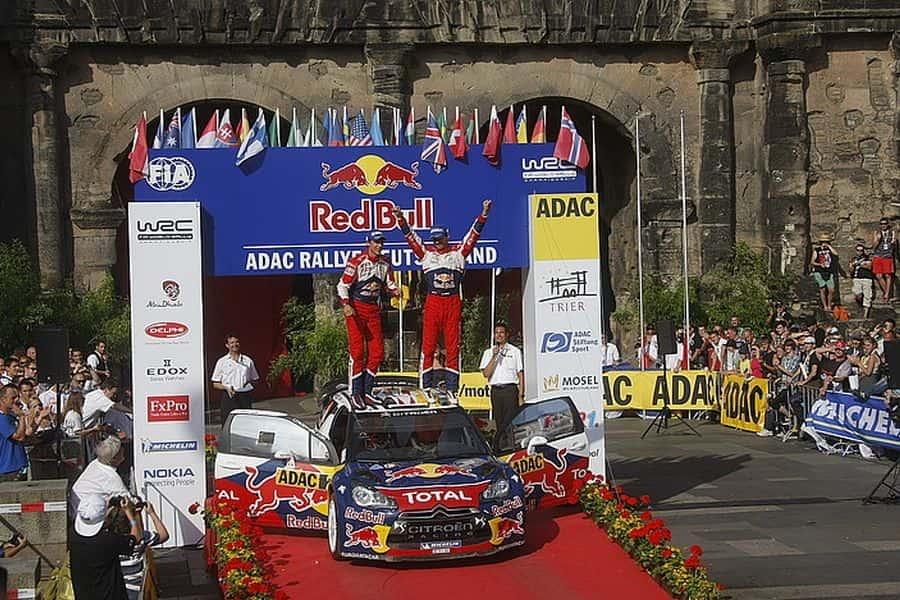 2011 ADAC Rallye Deutschland