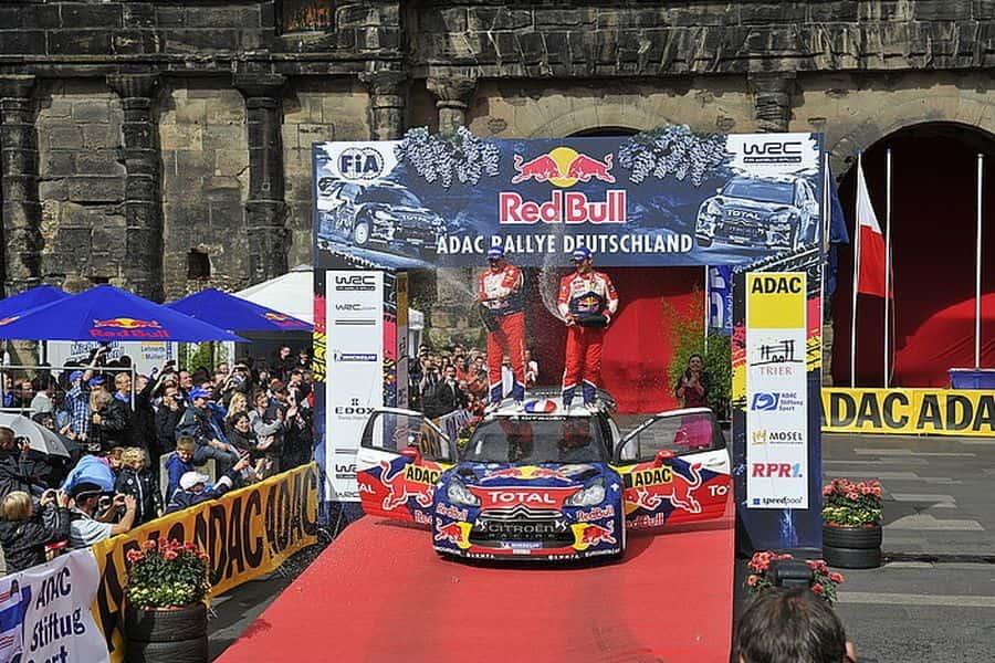 2012 ADAC Rallye Deutschland - ninth win for Sebastien Loeb and Daniel Elena