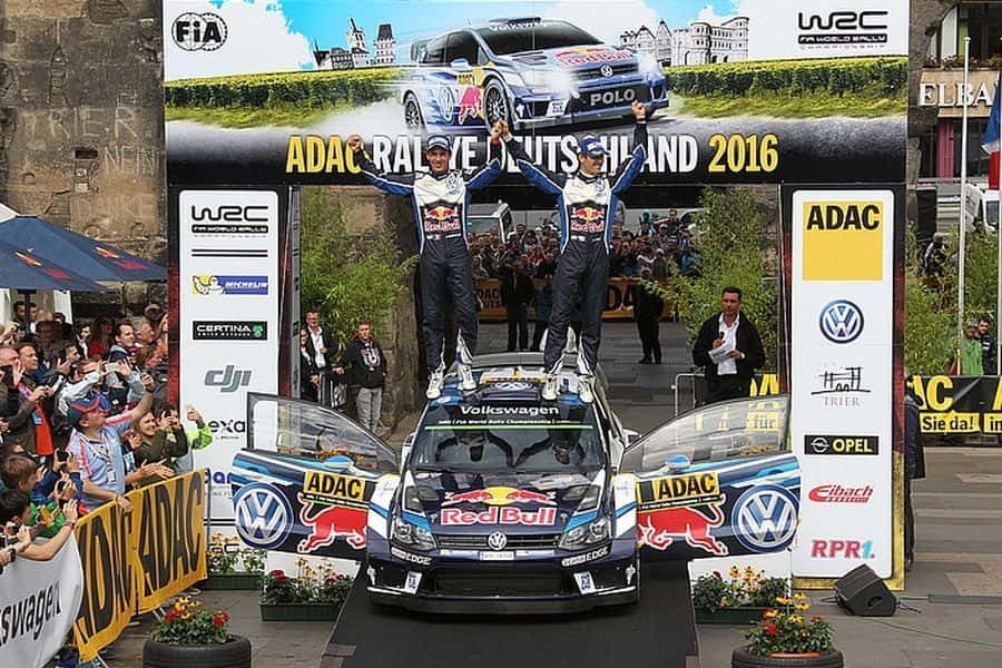 2016 ADAC Rallye Deutschland