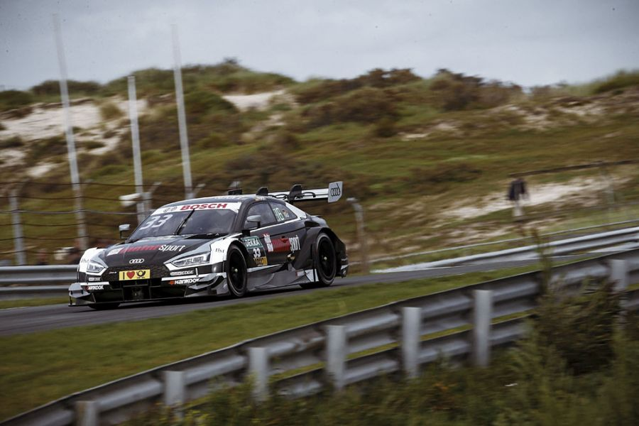 Rene Rast, #33 Audi
