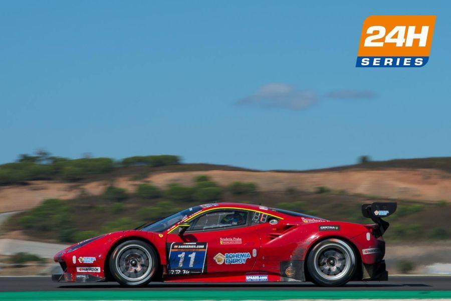 Scuderia Praha #11 Ferrari