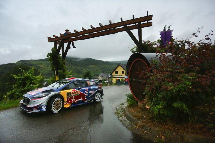 Sebastien Ogier, WRC, ADAC Rallye Deutschland