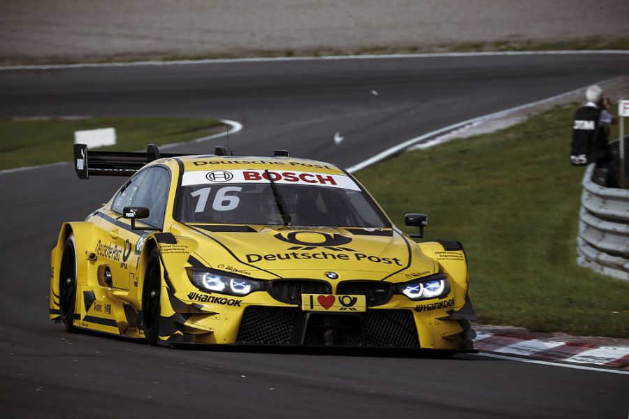 #16 Timo Glock, BMW M4 DTM, Zandvoort