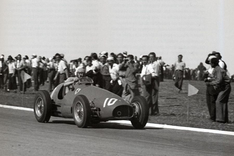 Alberto Ascari was the first winner of the Argentine Grand Prix