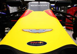 Aston Martin Red Bull Racing, 2018 Formula One