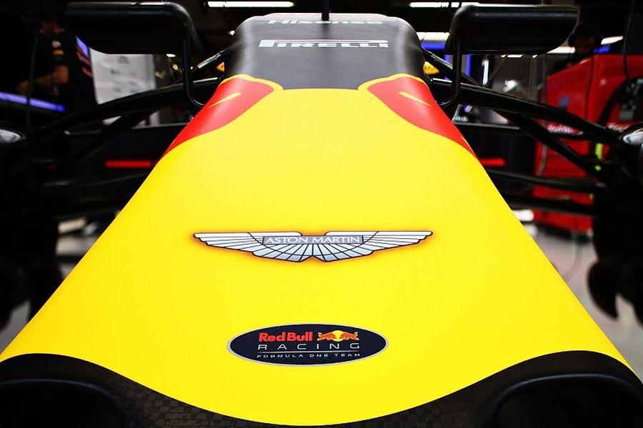 Aston Martin Red Bull Racing, 2018 Formula One